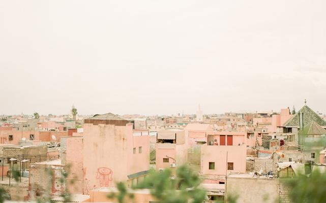 Marrakesh Vacation